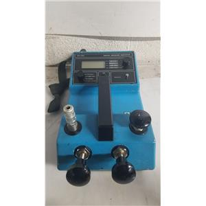DRUCK DPI-600 DIGITAL PRESSURE INDICATOR/ CALIBRATOR