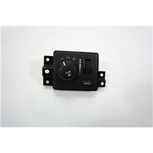 2006-2008 Dodge Ram 1500 Light Switch with Fog and Cargo Light Switches