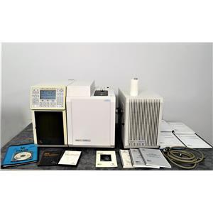Varian CP-3800 GC Gas Chromatograph & Saturn 2200 Mass Spectrometer w/ Warranty