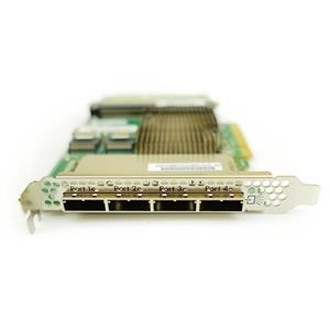 HP 615418-B21 Smart Array P822 2GB FBWC 2-ports-Int / 4-ports Ext SAS RAID Controller 6Gb/s PCIe