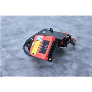 Leuze D-73277 Barcode Reader & Photoelectric Sensor Assembly Roche Cobas 4800