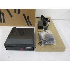 Lenovo 10MUS0BV00 ThinkCentre M910q Tiny Desktop Core i5-6500T 16GB 500GB W10P