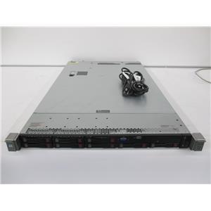HPE 818208-B21 ProLiant DL360 Gen9 Server 2x E5-2630 v4 96GB 8x 240GB SSD w/WARR