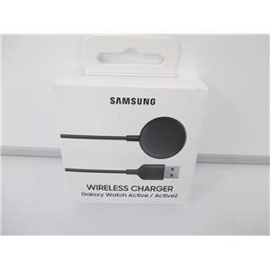 Samsung EP-OR825BBEGUJ Charging Dock for Galaxy Watch Active2 (Black) - SEALED