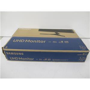 "Samsung LU32J590UQNXZA Samsung U32J590 31.5"" 16:9 4K UHD LCD Monitor - SEALED"