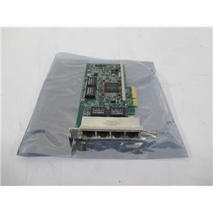Dell 540-BBHB Broadcom 5719 Quad-Port Gigabit NIC - YGCV4 - BROWN BOX