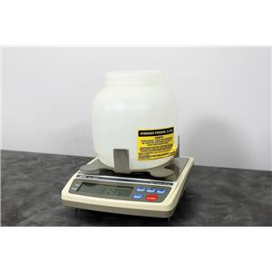 A&D EK-2000i Weighing Scale 2000g Max for Steris VHP 1000ED with 90-Day Warranty