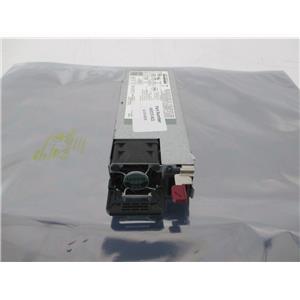 HP 830272-B21 1600 WATT HOT PLUG LOW HALOGEN POWER SUPPLY FOR DL380 GEN10