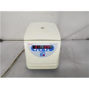 Thermo Scientific Legend Micro 21 Centrifuge NO ROTOR (As-Is)