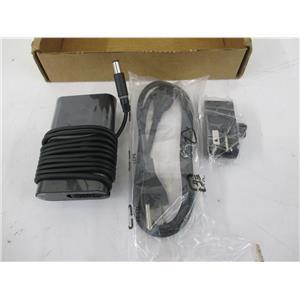 Genuine Dell 492-BBOM Slim Power Adapter Laptop Charger - 65 Watt - NEW, OPEN