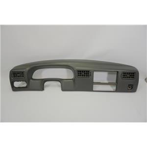 1999-2004 Ford F250 F350 Pickup Truck Dash Auto Climate Bezel with Vents 12V