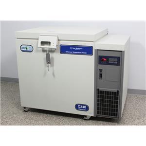 Used: New Brunswick C340 Premium -86C Ultra-Low Temperature Chest Freezer w/ Warranty