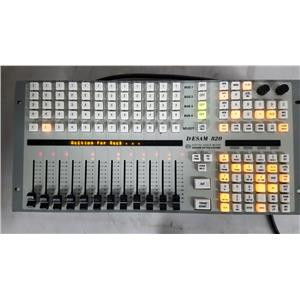 GRAHAM-PATTEN SYSTEMS D/ESAM 820 DIGITAL AUDIO MIXER