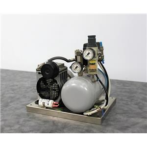 Werther 1 Gal. Compressor C40/04 w/Thomas Vac Pump Motor for Milestone Pathos