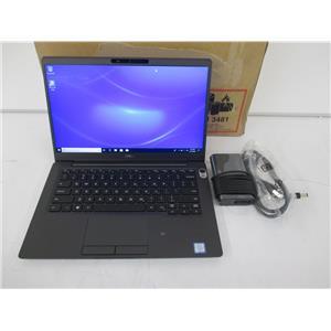 """Dell 4H2FR Latitude 7300 Laptop i7-8665U 16GB 256GB NVMe 13.3"""" FHD W10P w/WARR"""