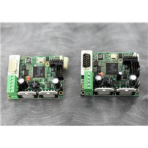 Lot of 2 QuickSilver QCI-D2-MG-01 Control Boards for Car-May NovaSync 2-1