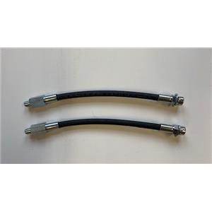Brake hose set Fits Chevrolet Oldsmobile also Buick Pontiac 1966-1974 USA 2 hose