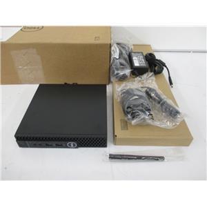 Dell KPGGF OPTIPLEX 3070 MFF DESKTOP i5-8500T 8GB 256GB NVMe W10P w/WARRANTY