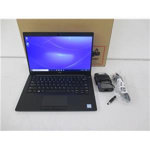 "Dell NTPYJ Latitude 7390 Laptop Core i5-8350U 8GB 256GB M.2 13.3"" W10P**READ**"