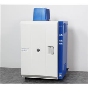 Used: GE Healthcare ImageQuant LAS 4000 Luminescent Image Analyzer Gel & Blot Imager