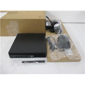Dell K0J9D OptiPlex 3070 MFF Desktop i5-9500T 4GB 128GB PCIe W10P w/WARRANTY