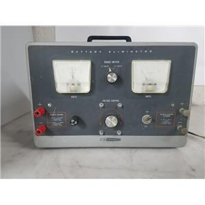VINTAGE HEATHKIT MODEL IP-12 BATTERY ELIMINATOR