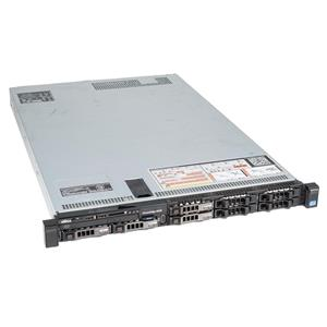 DELL PowerEdge R620  2×E5-2690 Xeon 8-Core 2.9GHz   64GB RAM   8×600GB  SAS RAID
