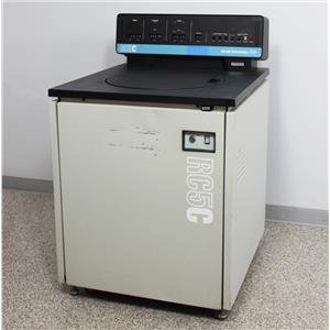 Used: Sorvall DuPont RC5C SuperSpeed Refrigerated Floor Centrifuge RC-5C w/ Warranty