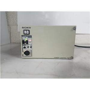 SONY CCU-550A WIDE BAND CAMERA CONTROL UNIT