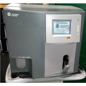 BECKMAN COULTER ACT T DIFF 2 HEMATOLOGY ANALYZER