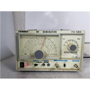 TENMA RF GENERATOR 72-585