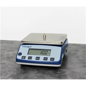 VWR E-Series 3001 Digital Lab Balance Weighing Scale with 90-Day Warranty