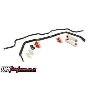 UMI Performance 05-14 Mustang Front & Rear Sway Bar Kit