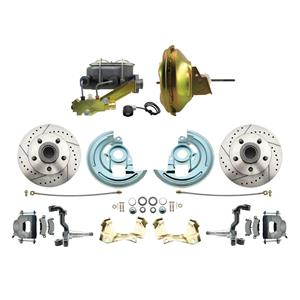 DBK6472LX-GM-224 Power Disc Brake Conversion Kit