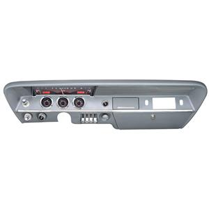 61-62 Chevy Impala VHX System, Carbon Fiber Face - Red Display