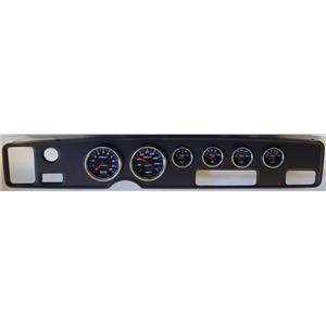 70-81 Firebird Black Dash Carrier w/Auto Meter Cobalt Gauges