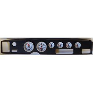 70-81 Firebird Black Dash Carrier w/Auto Meter C2 Gauges
