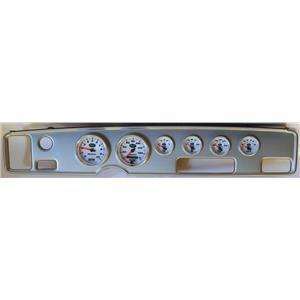 70-81 Firebird Silver Dash Carrier w/Auto Meter NV Gauges