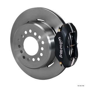 "Wilwood 93-97 Camaro 10/12 Bolt Rear Disc Brake Kit  12.19"" Plain Black Caliper"