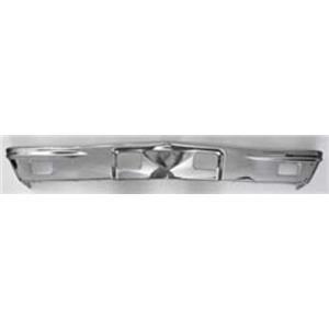 68 Chevelle / El Camino Front bumper Triple Chrome 1968 BU03-68F