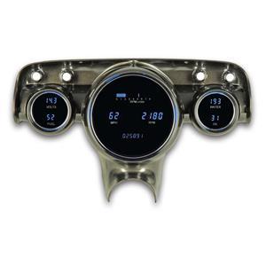 Dakota Digital 57 Chevy Bel Air Dash Gauges VFD3-57C LS