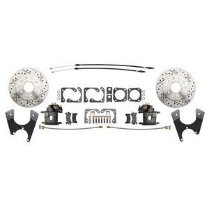 MBM-DBK1012SLX-High Performance Rear Disc Brake Kit