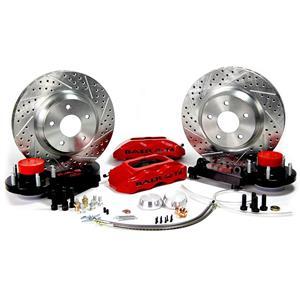 Baer Brakes 4301381R Disc Brake Kit