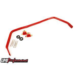 UMI Performance 05-14 Mustang Front Sway Bar, 35mm Tubular, Adjustable