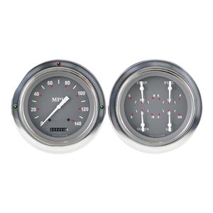 1954-1955 Chevrolet Chevy Truck Direct Fit Gauge SG Series CT54SG52