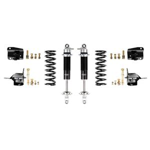 Detroit Speed 68-72 A-Body Rear Coilover Kit Base Shocks Moser Rear Axle