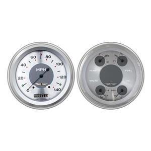 1951-1952 Chevrolet Chevy Direct Fit Gauge All American CH51AW52