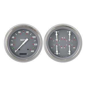 1951-1952 Chevrolet Chevy Direct Fit Gauge SG Series CH51SG52