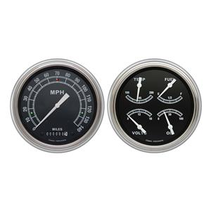 1951-1952 Chevrolet Chevy Direct Fit Gauge Traditional CH51TR52
