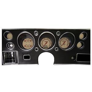 1970-72 Chevelle Classic Instruments Direct Fit Gauges Vintage CV70VT